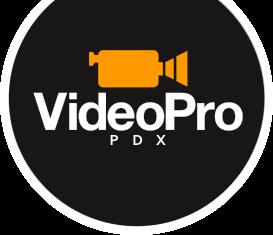 VideoPro PDX Logo